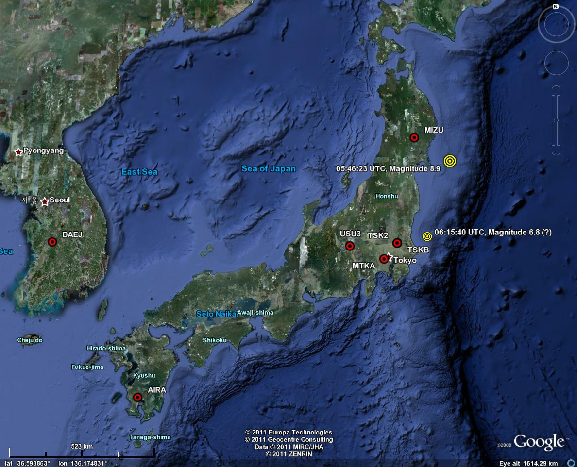 Rn sendai 2011 mar 11 054623 utc earthquake kinematic gps solutions will be updated as new results are processed last modified april 03 2012 2346 gumiabroncs Gallery